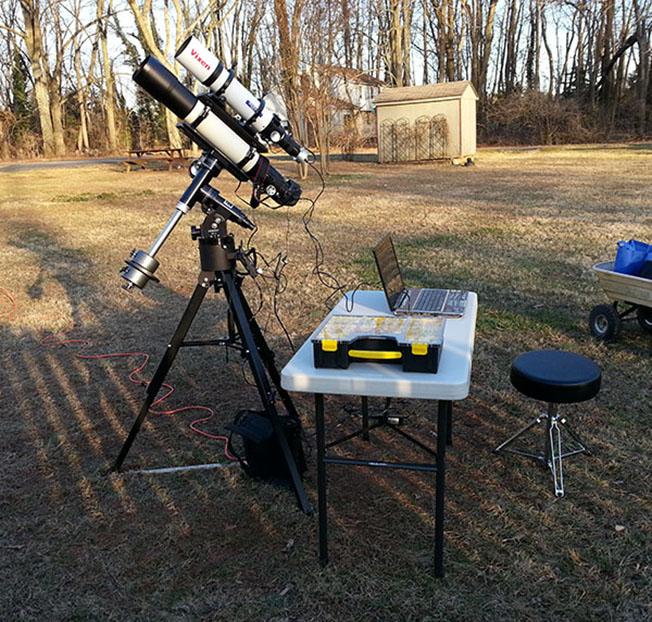 observatory-setup